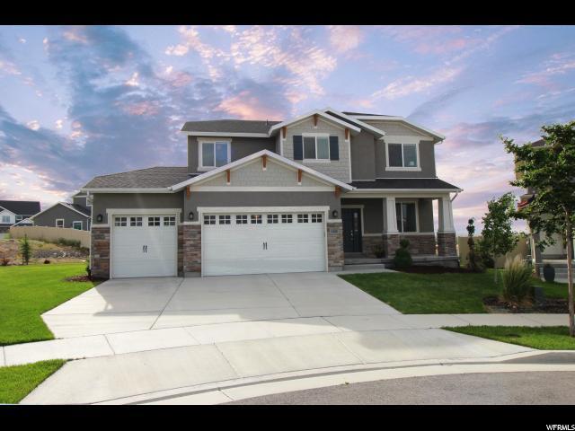 14216 S Lower Meadow Cir, Herriman, UT 84096 (#1529441) :: Big Key Real Estate