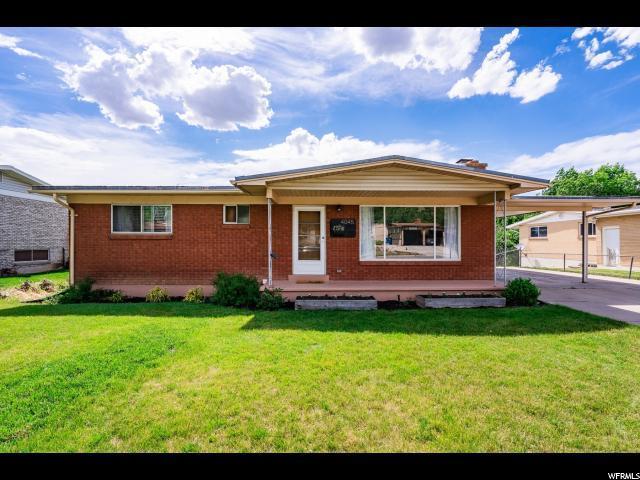 4045 Brinker Ave, Ogden, UT 84403 (#1529464) :: Exit Realty Success