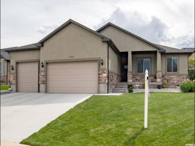 2483 Lilac Ln, Saratoga Springs, UT 84045 (#1529508) :: Exit Realty Success