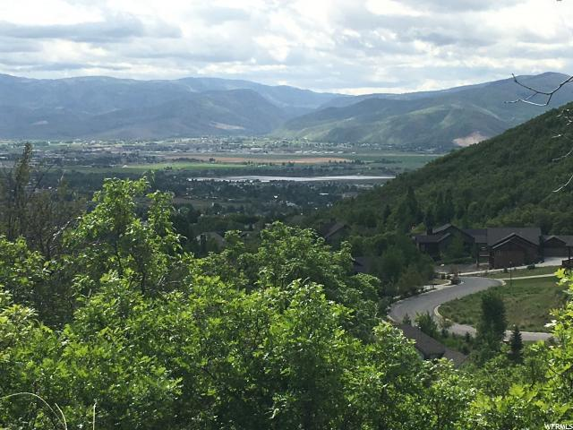 1222 N View Dr., Midway, UT 84049 (MLS #1529580) :: High Country Properties