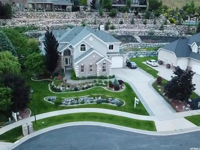 12929 S Glacier Summit Dr, Draper, UT 84020 (#1529624) :: Big Key Real Estate