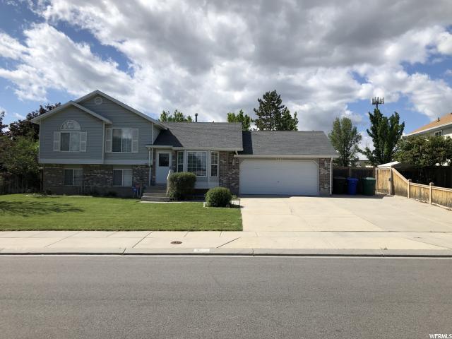 3347 W 8510 S, West Jordan, UT 84088 (#1529646) :: Big Key Real Estate