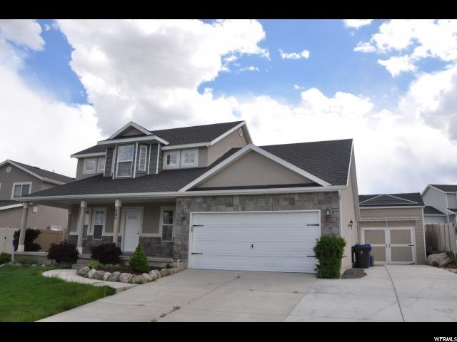 327 W Harvest Moon Dr, Saratoga Springs, UT 84045 (#1529647) :: Exit Realty Success