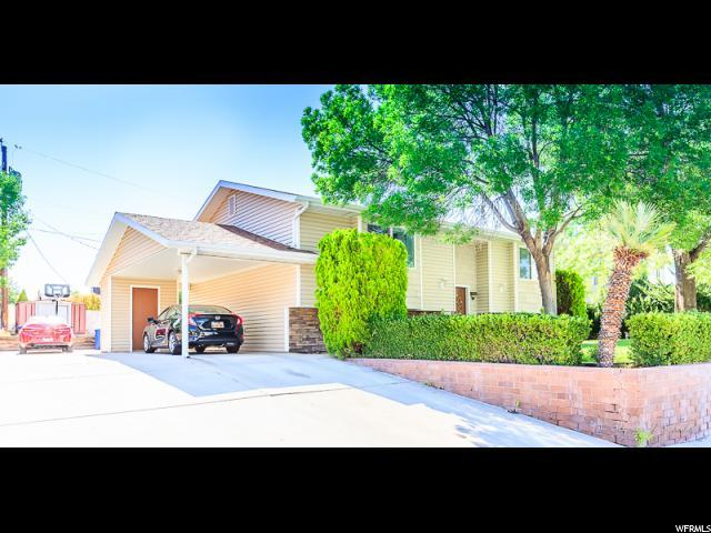 284 Prickly Pear Dr, Washington, UT 84780 (#1529660) :: Exit Realty Success