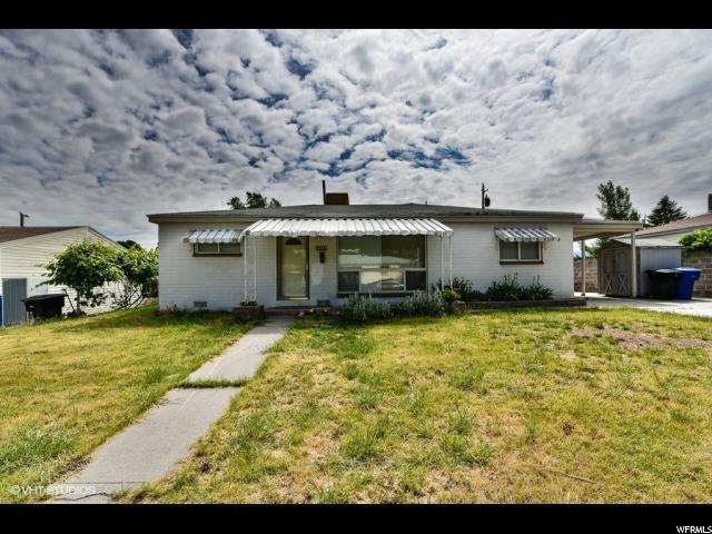4889 S 4380 W, Salt Lake City, UT 84118 (#1529681) :: Big Key Real Estate