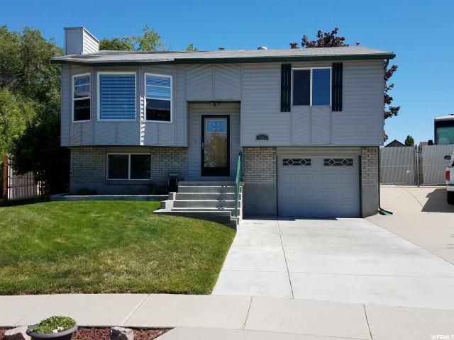 5593 S Crown Cir, Taylorsville, UT 84129 (#1529943) :: RE/MAX Equity
