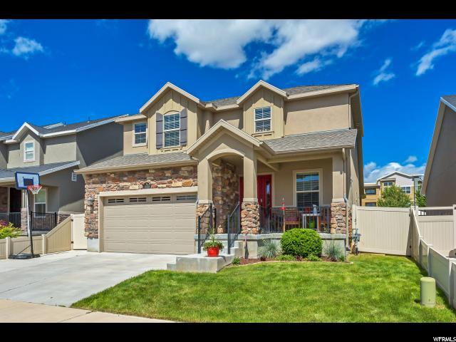 11138 S Broadwick Rd, South Jordan, UT 84095 (#1529955) :: RE/MAX Equity