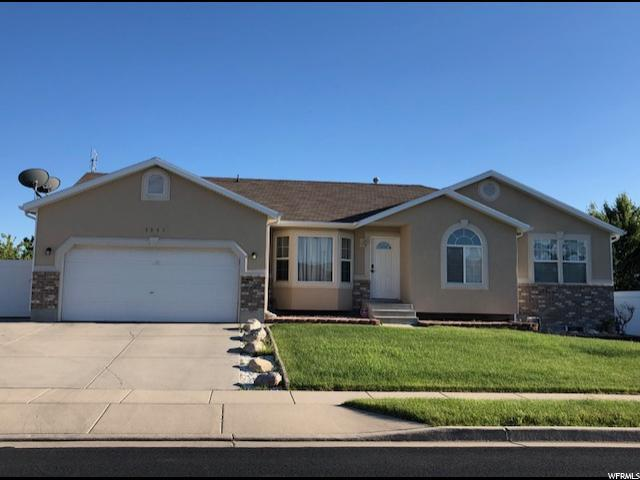 5991 W Laurel Canyon Dr S, West Valley City, UT 84118 (#1529984) :: Exit Realty Success