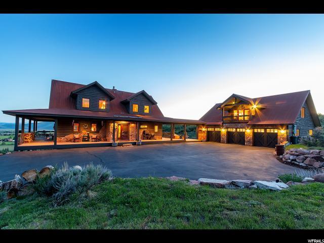 5942 N Triple Crown Trl #13, Oakley, UT 84055 (MLS #1530001) :: High Country Properties
