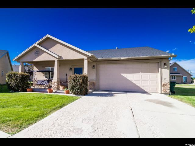 671 S 465 E, Vernal, UT 84078 (#1530038) :: goBE Realty
