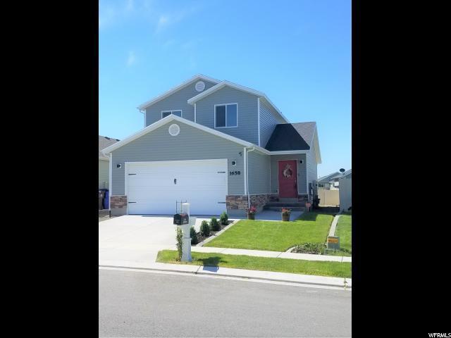1658 E Downwater St, Eagle Mountain, UT 84005 (#1530149) :: Big Key Real Estate