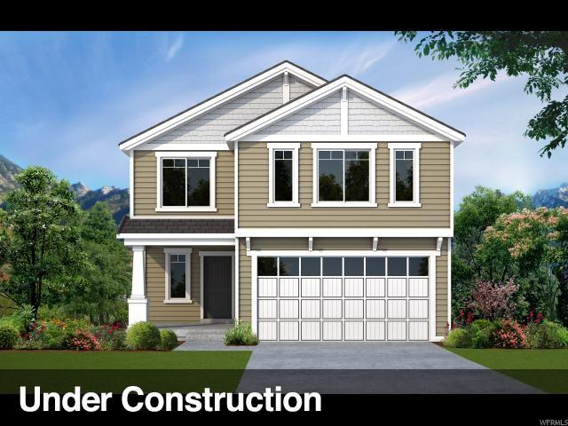 583 S Ravenwood Ln E #368, Saratoga Springs, UT 84045 (#1530170) :: Exit Realty Success