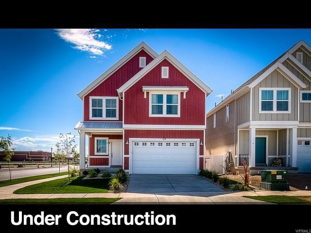 557 S Ravenwood Ln E #372, Saratoga Springs, UT 84045 (#1530204) :: RE/MAX Equity