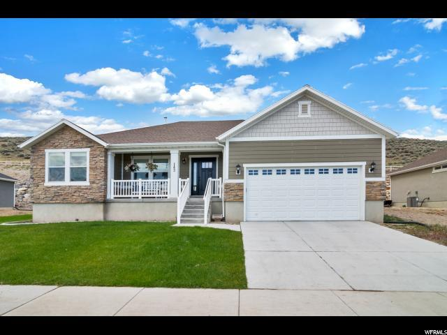 143 W Parkside Dr, Saratoga Springs, UT 84045 (#1530226) :: Action Team Realty
