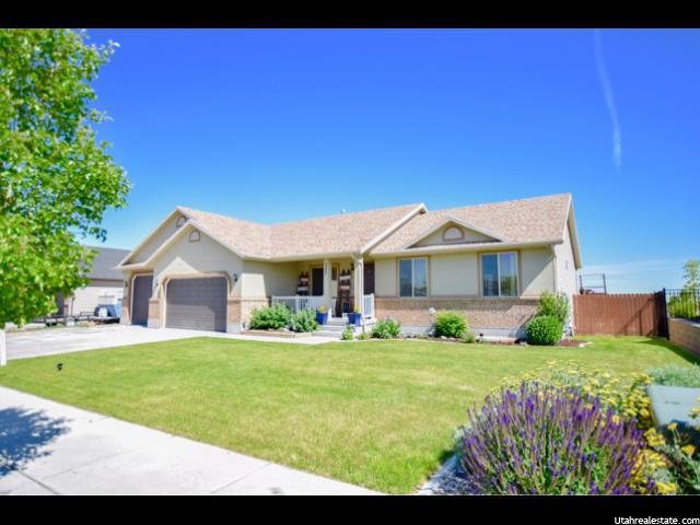 352 W 2200 N, Tooele, UT 84074 (#1530274) :: Big Key Real Estate