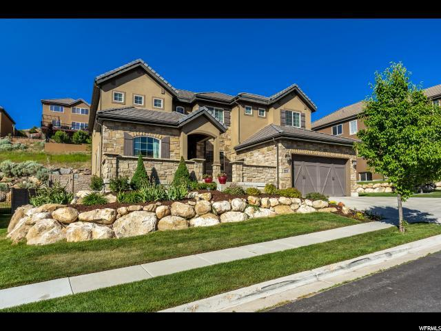 2174 W Whisper Wood Dr, Lehi, UT 84043 (#1530399) :: goBE Realty