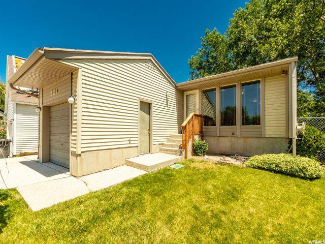 3074 W Havea Cir S, Taylorsville, UT 84129 (#1530452) :: Eccles Group