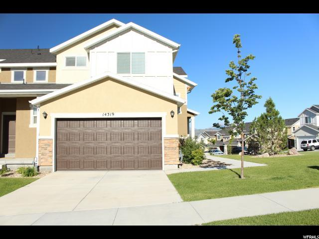 14319 S Meadow Rose Dr W, Herriman, UT 84096 (#1530461) :: Colemere Realty Associates