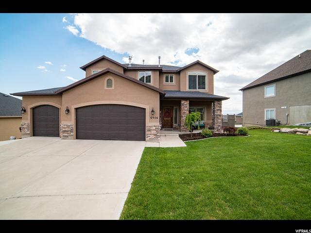 6956 N Comanche St, Eagle Mountain, UT 84005 (#1530469) :: RE/MAX Equity