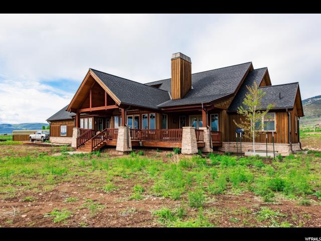 2243 Splendor Valley Rd, Marion, UT 84036 (MLS #1530552) :: High Country Properties