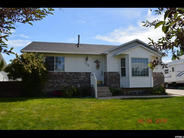 759 S 600 W, Tremonton, UT 84337 (#1530594) :: RE/MAX Equity