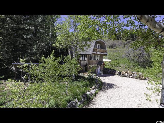 1026 Beaver Cir #33, Wanship, UT 84017 (MLS #1530611) :: High Country Properties