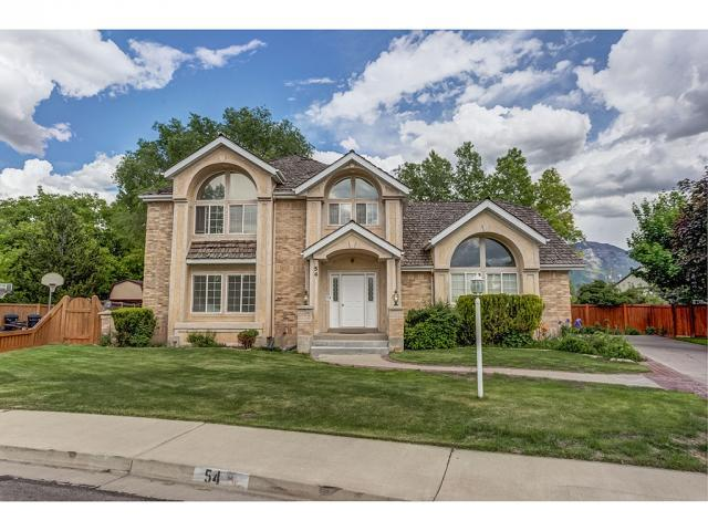 54 W 680 S, Orem, UT 84058 (#1530658) :: Exit Realty Success