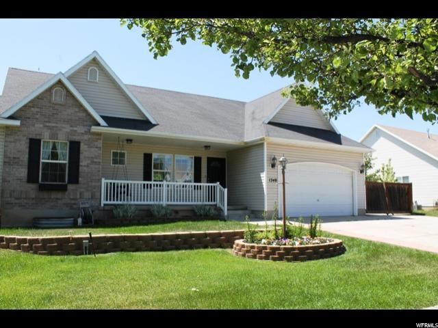 1348 S 1600 W, Syracuse, UT 84075 (#1530716) :: RE/MAX Equity