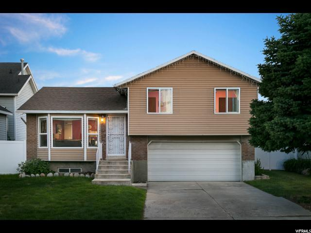 3537 W Chism Ct S, Taylorsville, UT 84129 (#1530719) :: Exit Realty Success