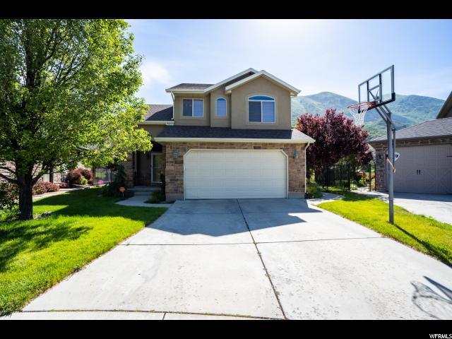 10682 N Bristol, Cedar Hills, UT 84062 (#1530746) :: RE/MAX Equity