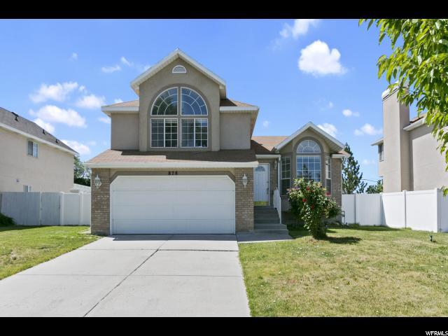 878 E 4170 S, Murray, UT 84107 (#1530855) :: Colemere Realty Associates