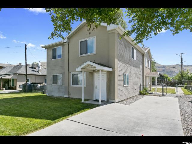 1010 N Victoria Way W, Salt Lake City, UT 84116 (#1530893) :: Exit Realty Success