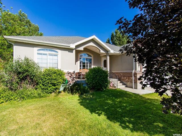 6726 W Hunter Farm Cir S, West Valley City, UT 84128 (#1530904) :: RE/MAX Equity