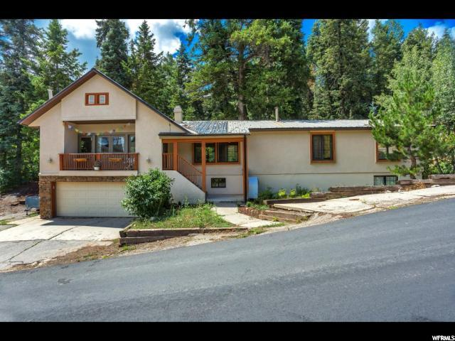 540 Crestview Dr, Park City, UT 84098 (#1530908) :: The Fields Team