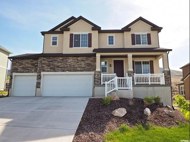 3141 S Deer Meadow Dr, Saratoga Springs, UT 84045 (#1530912) :: Exit Realty Success