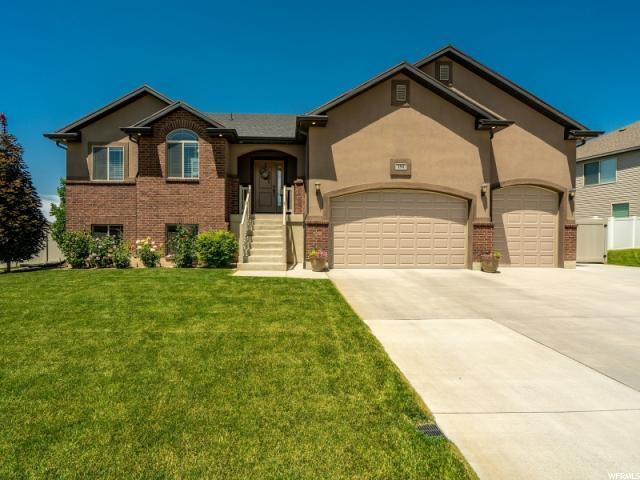 194 W 2150 N, Harrisville, UT 84414 (#1530944) :: Big Key Real Estate