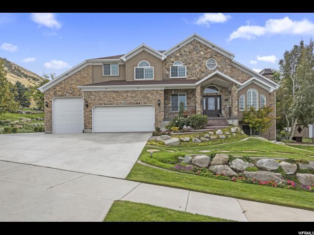 1864 E Mountain Crest Dr S, Draper, UT 84020 (#1530986) :: Big Key Real Estate