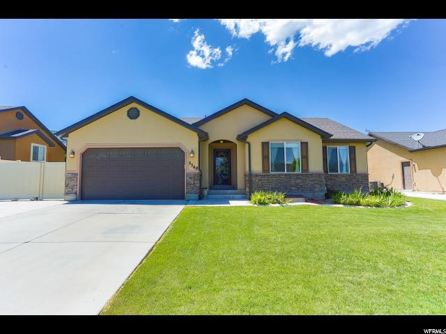 3349 S Hawk Dr, Saratoga Springs, UT 84045 (#1530997) :: Exit Realty Success