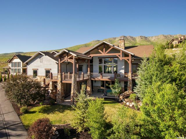 5752 E Elkhorn Dr N, Eden, UT 84310 (MLS #1531043) :: Lawson Real Estate Team - Engel & Völkers