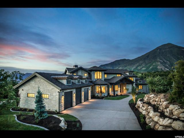 867 S Summit Dr, Woodland Hills, UT 84653 (#1531115) :: Exit Realty Success
