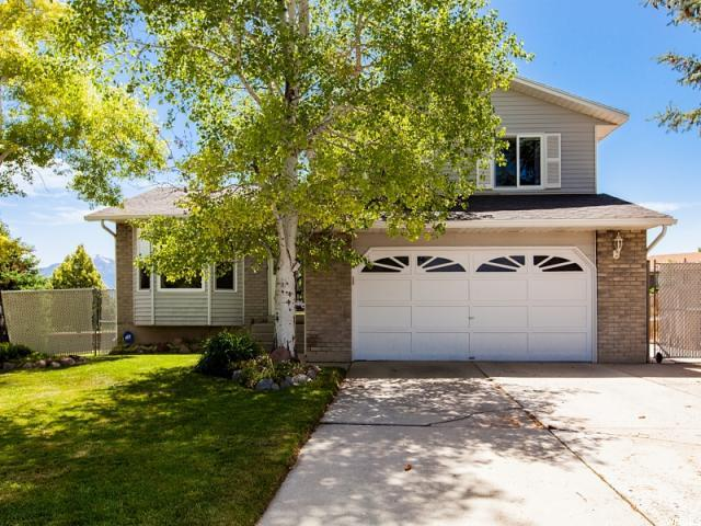 6653 S Elkwood Cir W, West Jordan, UT 84081 (#1531200) :: RE/MAX Equity