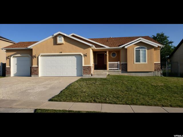 119 W 2100 N, Tooele, UT 84074 (#1531229) :: Big Key Real Estate