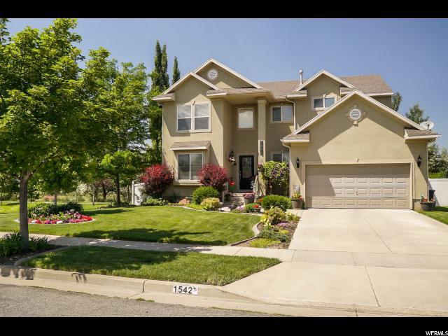 1542 W 1200 S, Woods Cross, UT 84087 (#1531327) :: RE/MAX Equity