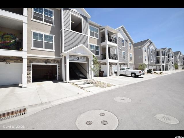 682 N Emery Ln #710, Vineyard, UT 84058 (#1531408) :: Big Key Real Estate