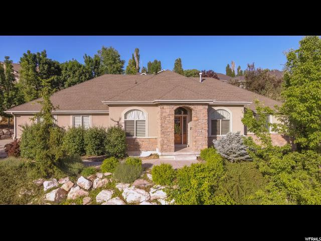4844 S Burch Creek Holw, South Ogden, UT 84403 (#1531533) :: Exit Realty Success