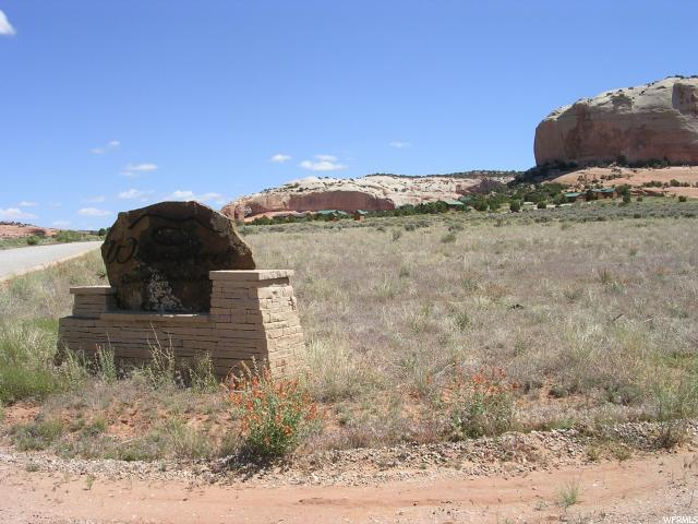 1 Parcel D Back Of The Arch Dr, Moab, UT 84532 (MLS #1531586) :: High Country Properties