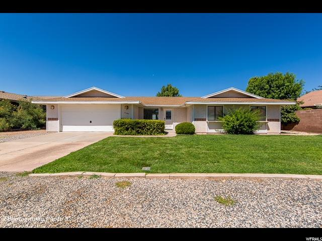 2164 S Alison Row, St. George, UT 84790 (#1531646) :: Exit Realty Success