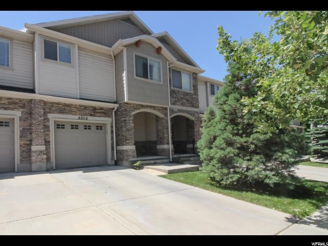 8868 S Willow Wood Way W, West Jordan, UT 84088 (#1531656) :: RE/MAX Equity