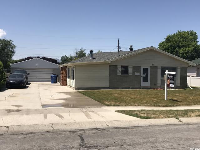 5054 S Rocky Rd, Taylorsville, UT 84129 (#1531662) :: Exit Realty Success
