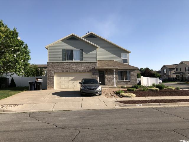 732 E 1950 S, Clearfield, UT 84015 (#1531796) :: Exit Realty Success